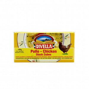 Divella Chicken Stock Cubes 100gm