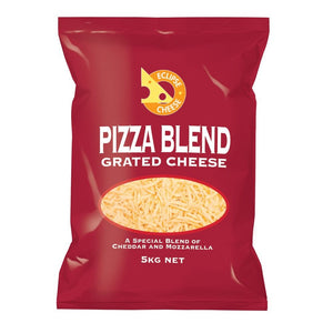 Pizza Blend Cheese (Grated) 5kg Packet