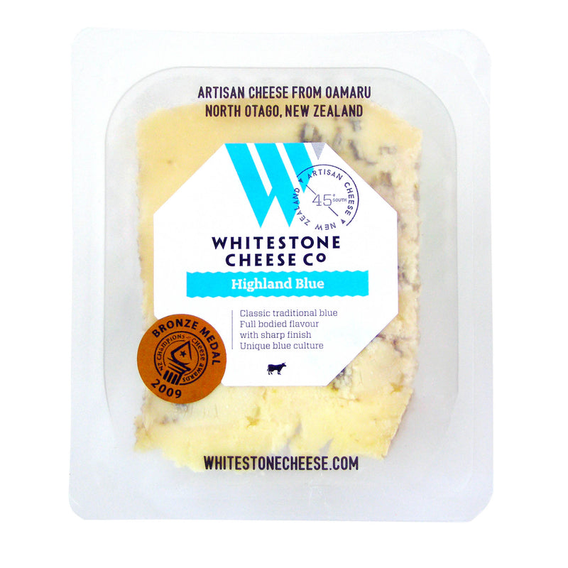 Whitestone Highland Blue Cheese 110g