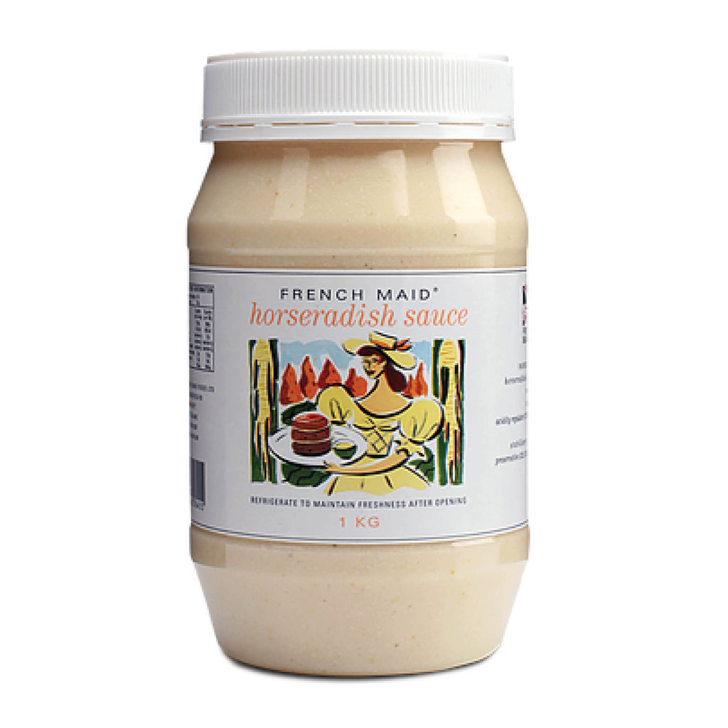 French Maid Horseradish Sauce 1kg