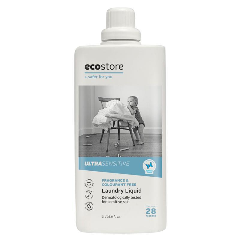 ECO STORE Ultra Conc Laundry Liquid  Ultra Sensitive 1L