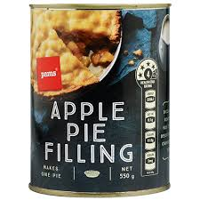 PAMS APPLE PIE FILLING 550G