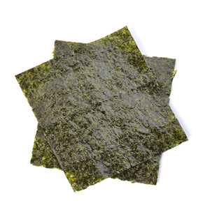 Roasted Seaweed (100 Sheets)