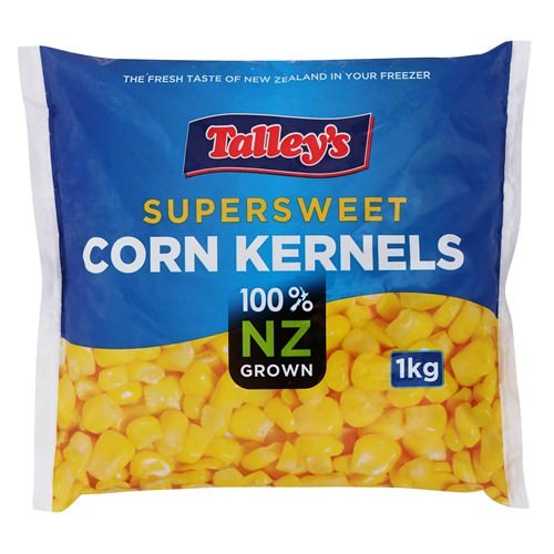 Talleys Corn Kernels 1kg