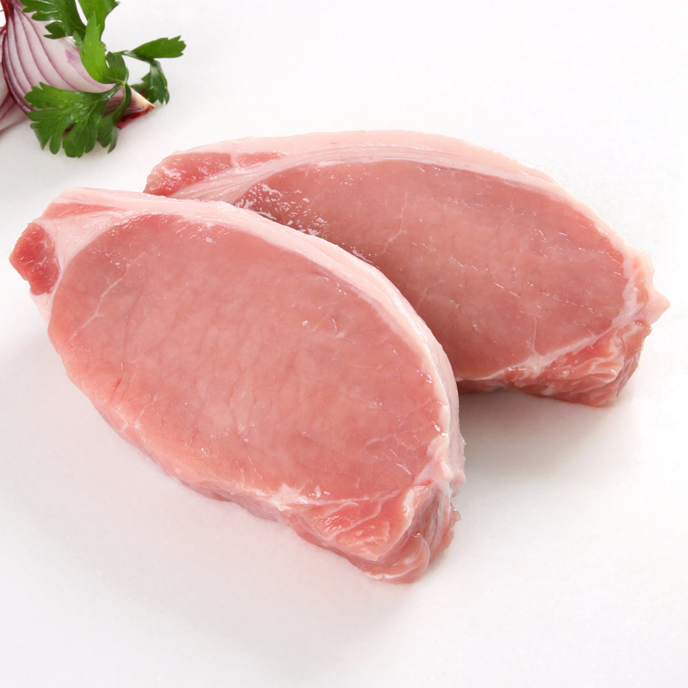 Hellaby Pork Loin Steaks (Per/ Kg) 5-600gm