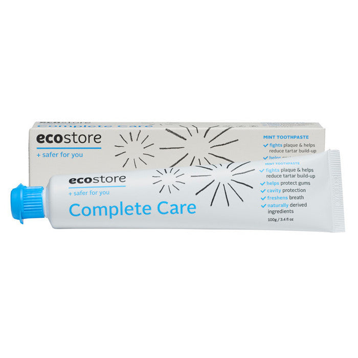 ECO STORE Toothpaste Complete Care 100GM