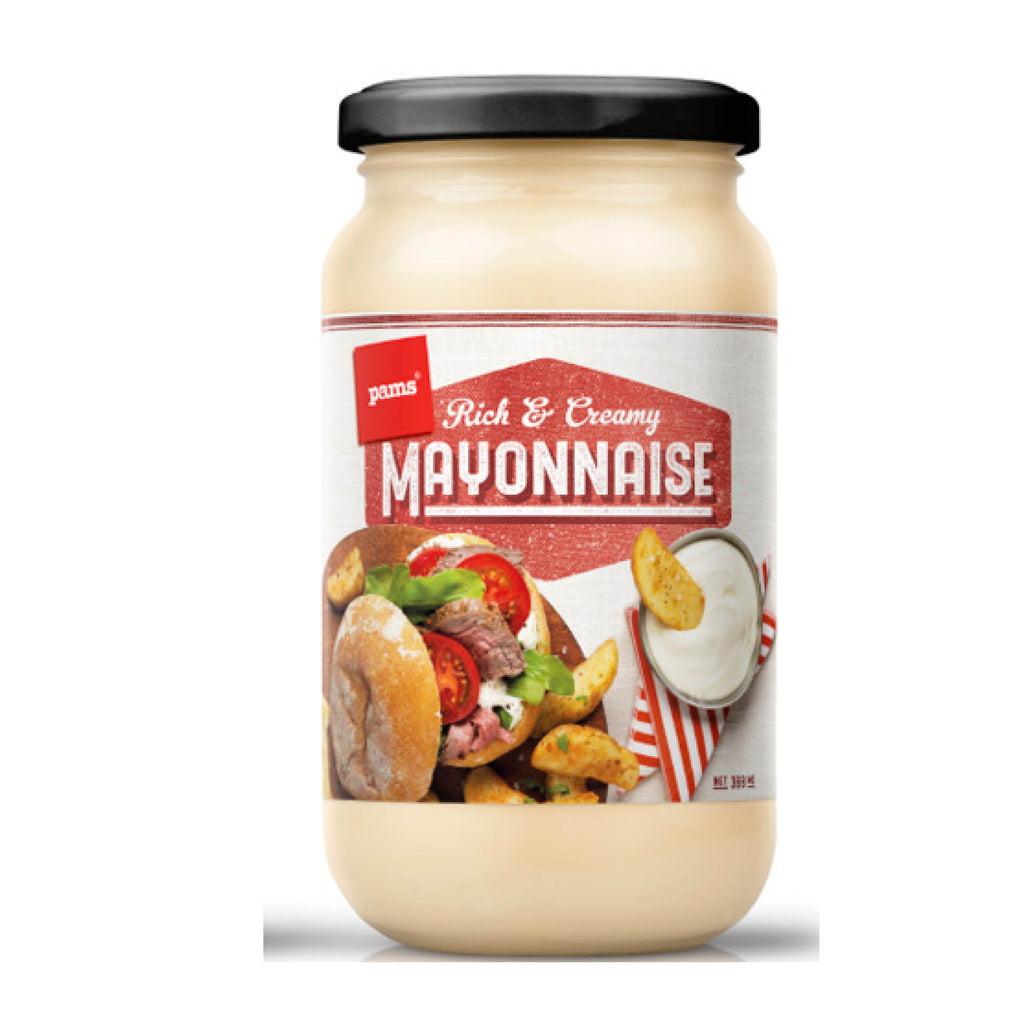 Pams Classic Whole Egg Mayonnaise