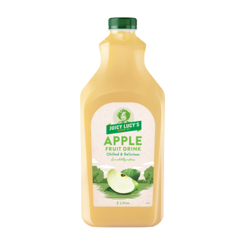 Juicy Lucy Apple Drink 2L