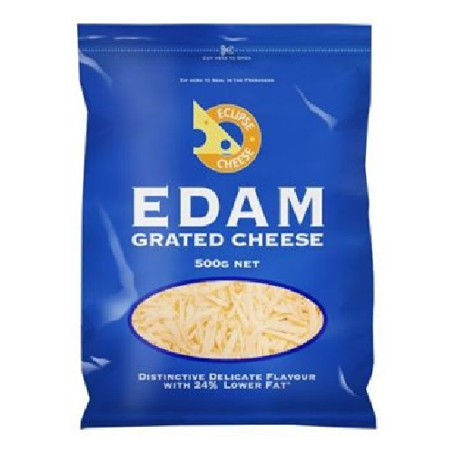 Edam Grated Cheese 500g