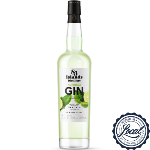 83 Islands Kombava Gin (41% ABV)