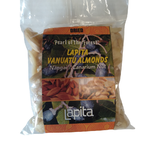 Lapita Dried Nagae Nut (100g)