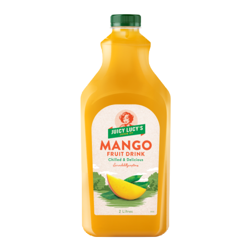 Juicy Lucy Mango Drink 2L