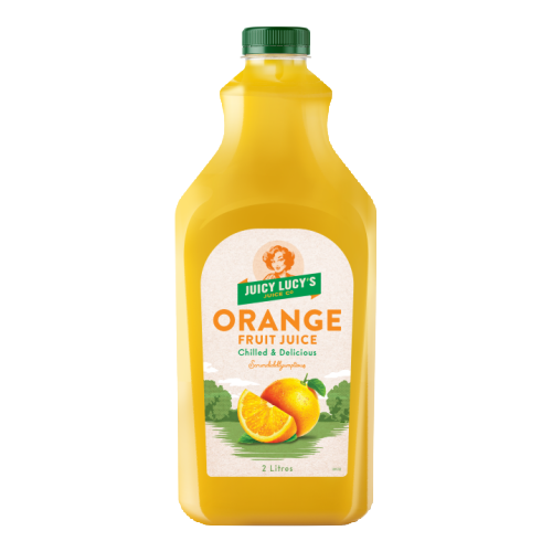Juicy Lucy Orange Juice 2L