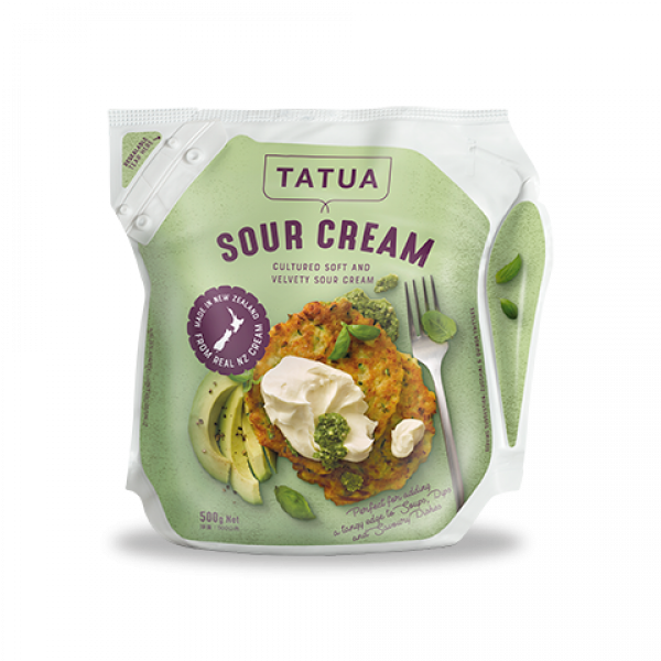 Tatua (UHT) Sour Cream 500g