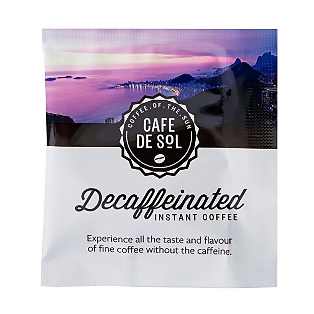 Cafe De Sol Coffee Sticks (Decaf) x 500