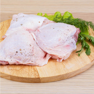 Brinks Chicken Thigh (Bone-in, A-Grade)  (12kg pack)