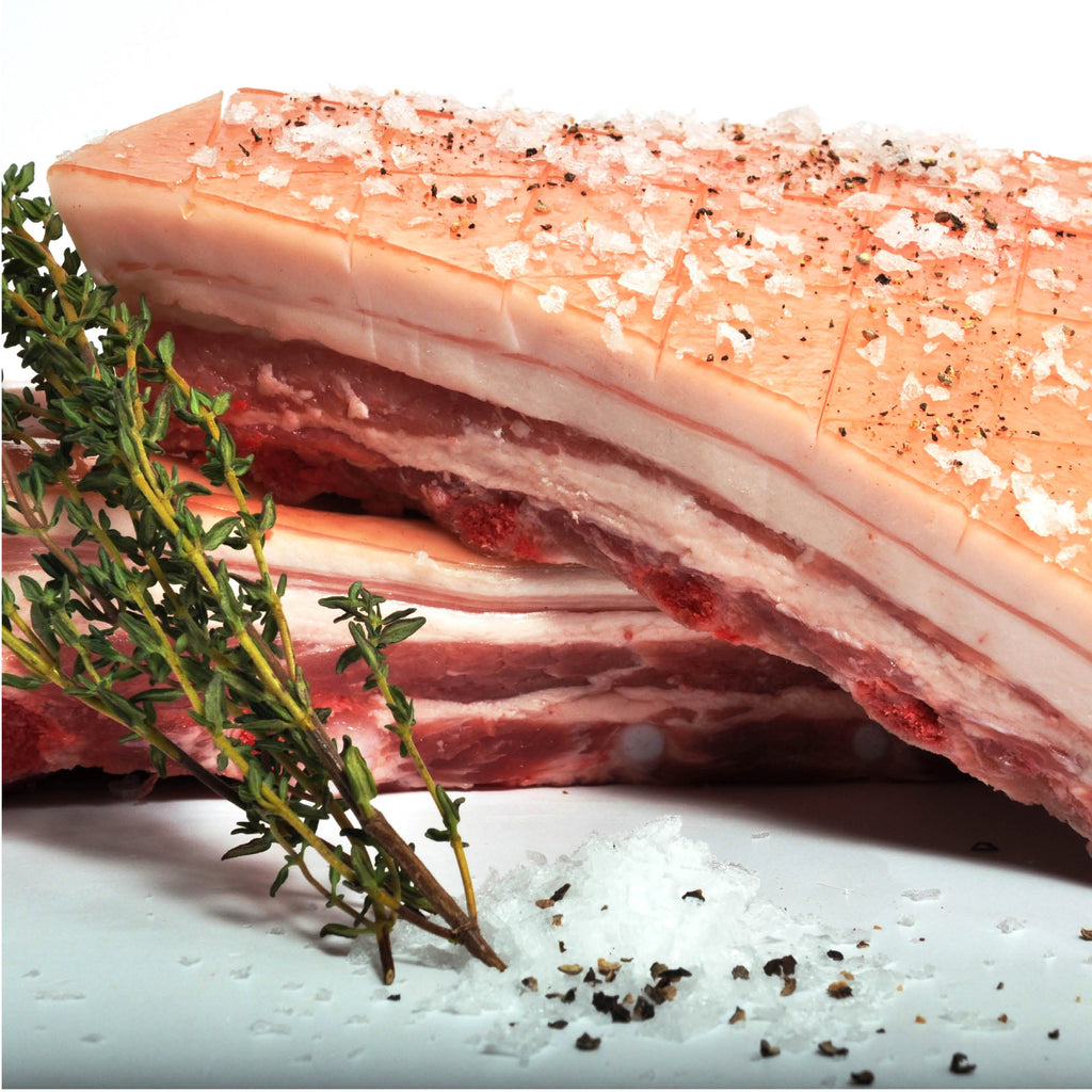 Pork Belly (Bone Out/ Skin On, 1.5-2.5Kg) (Per/ Kg)