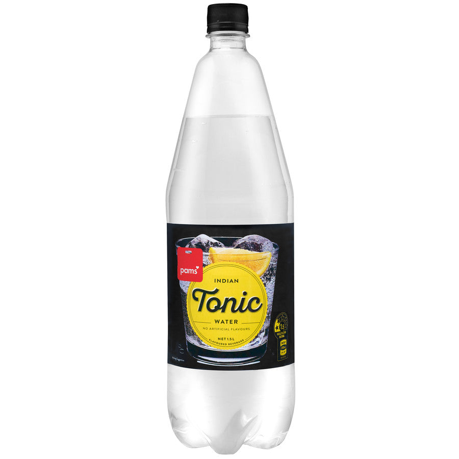 Pams Indian Tonic Water 1.5L