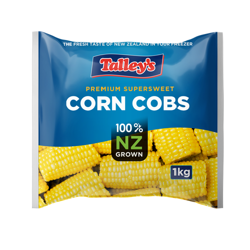 Talleys Corn Cobs 1kg