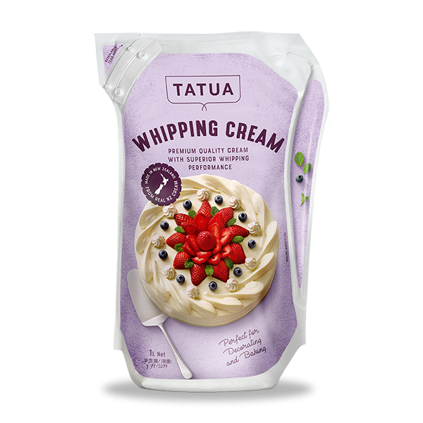 Tatua Whipping Cream 1L