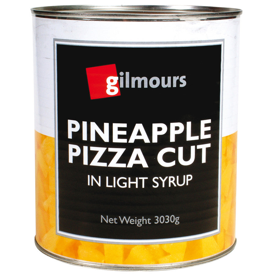 Pineapple Pizza Cut (In Syrup) 3kg