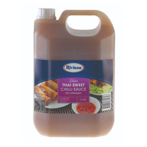 Riviana Thai sweet chilli sauce 5L