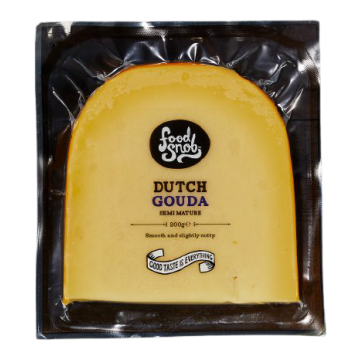 FOOD SNOB DUTCH GOUDA 200g