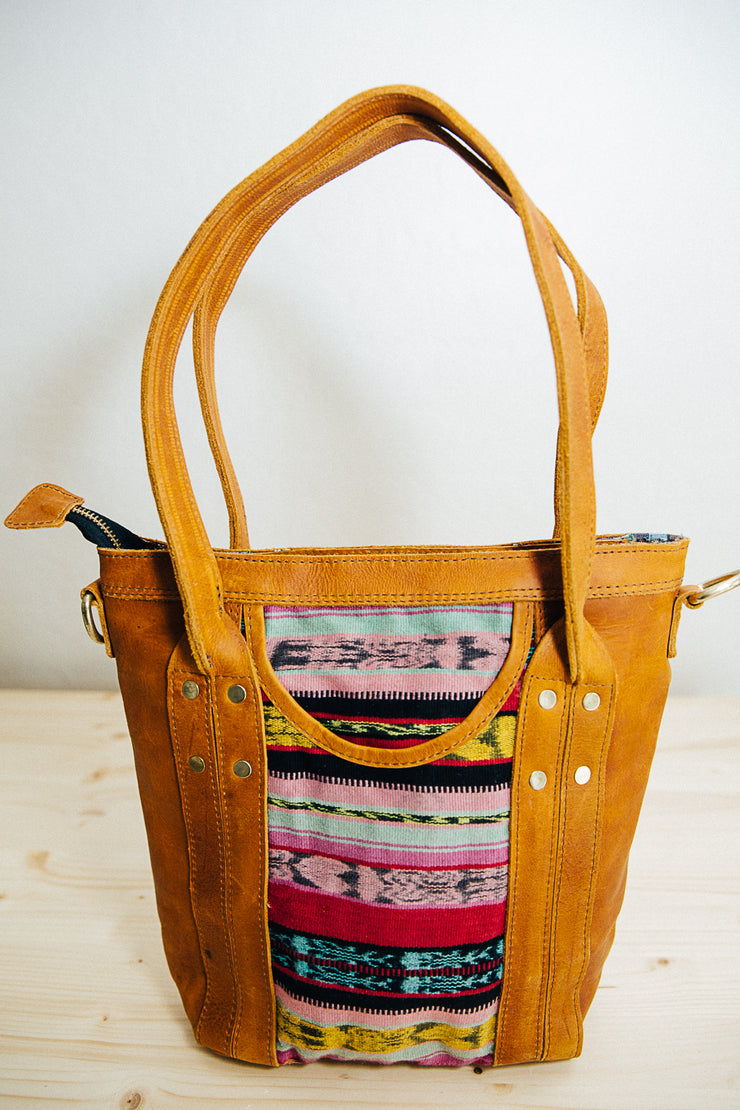 The Mini Traveler Tote-Christina