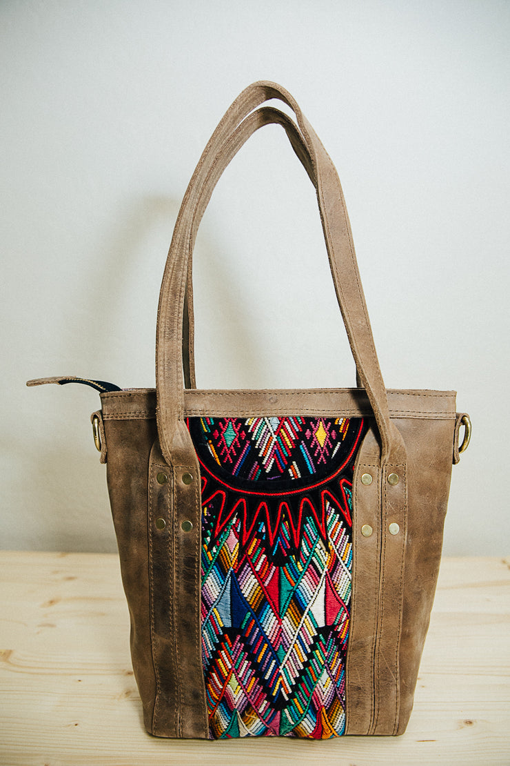 The Mini Traveler Tote- Abi