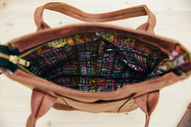 The Mini Traveler Tote-
