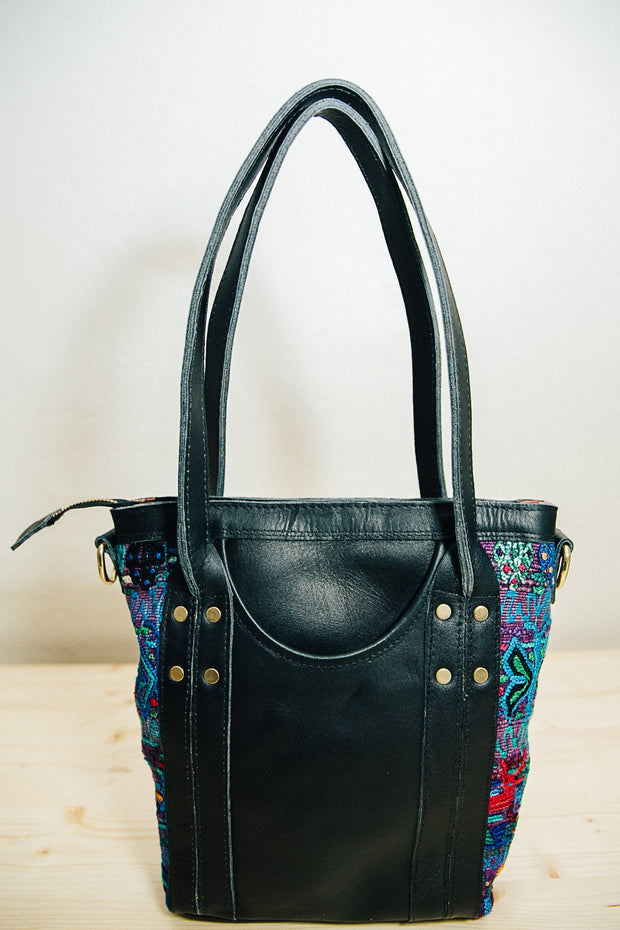 The Mini Traveler Tote-Teresa 1.0