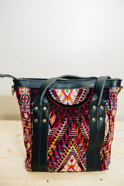 The Traveler Tote-Nicole