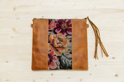 The Crossbody- Whisky Rose
