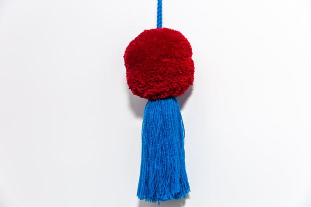 Pom Poms- PHILLY - Crafted by Female Artisans