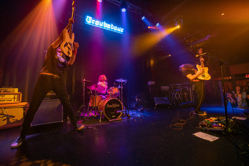 FriendlyBear playing live at The Troubadour
