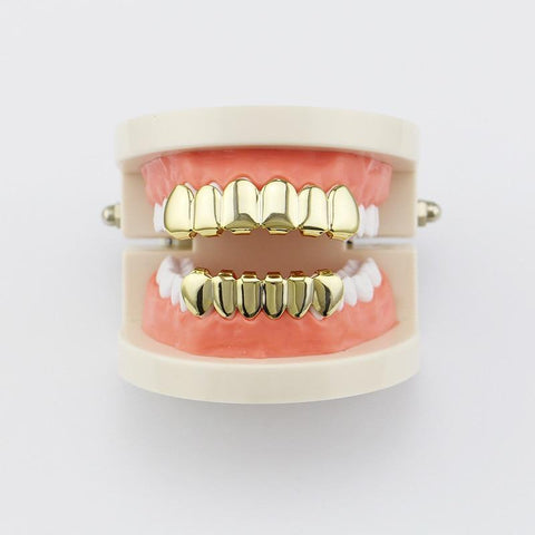 Image of Grillz em Ouro