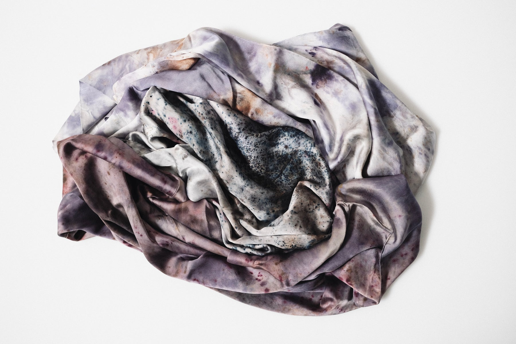 Load image into Gallery viewer, SETA SILK PILLOWCASE - VIOLET
