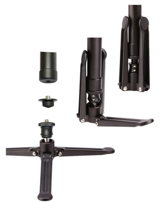 "MP-66 VentureMaxx Series Professional 70"" Monopod with Air Lock"