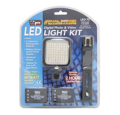 LED-70 Photo & Video Light