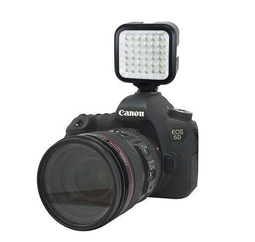 LED-36X On-Camera LED Video Light