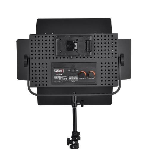 Professional Studio Lighting Kits LED-604 and LED-1X1