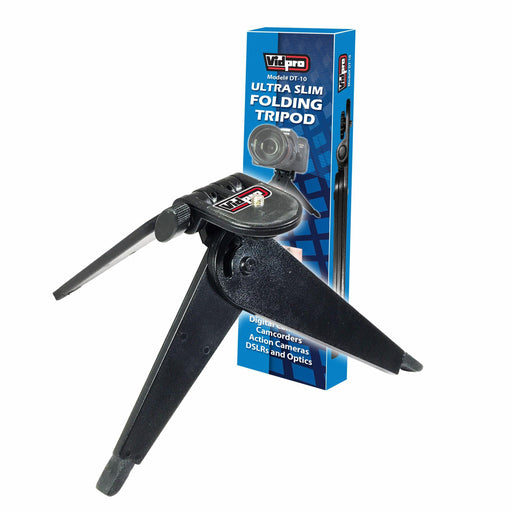 DT-10 Folding Table-Top Tripod