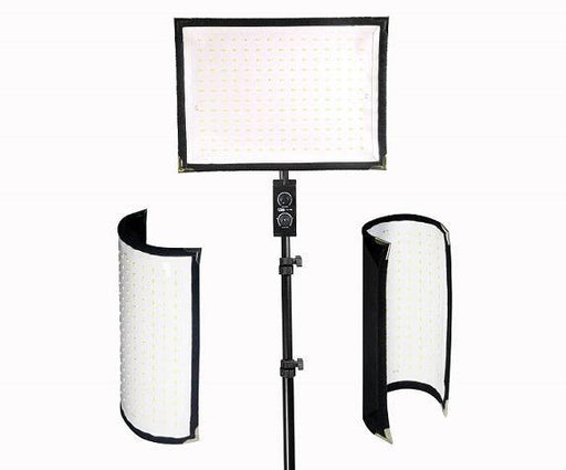 FL-180 Flexible LED Light Kit with Stand