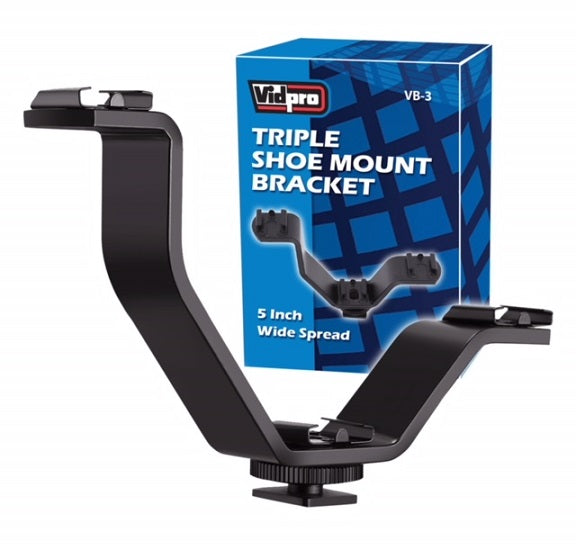 VB-3 Triple Shoe Mounting Bracket