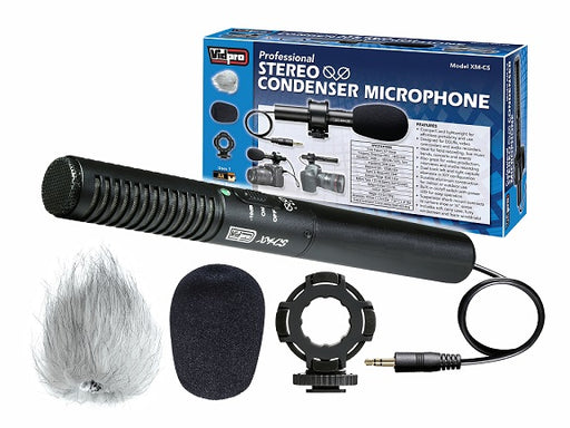 XM-CS Condenser Stereo XY Microphone Kit