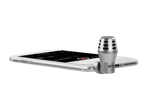 XM-C Condenser Microphone for iPhone, iPad and iPod Touch