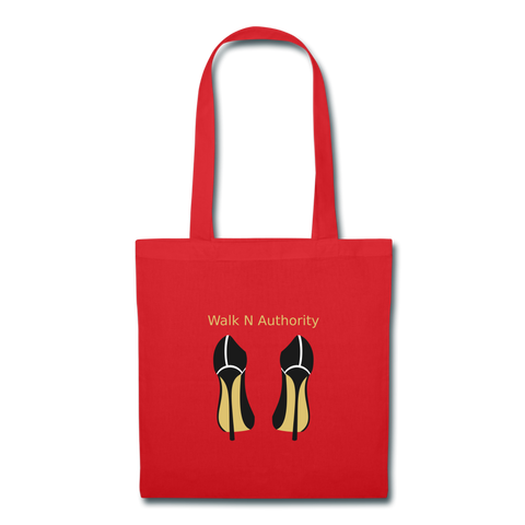 WnA Tote Bag - red