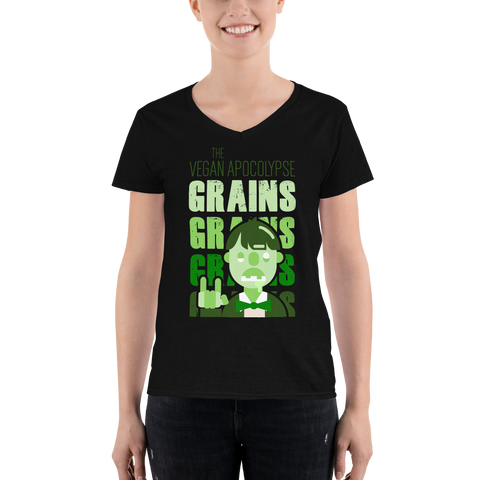 Women's Vegan: Grains T-Shirt