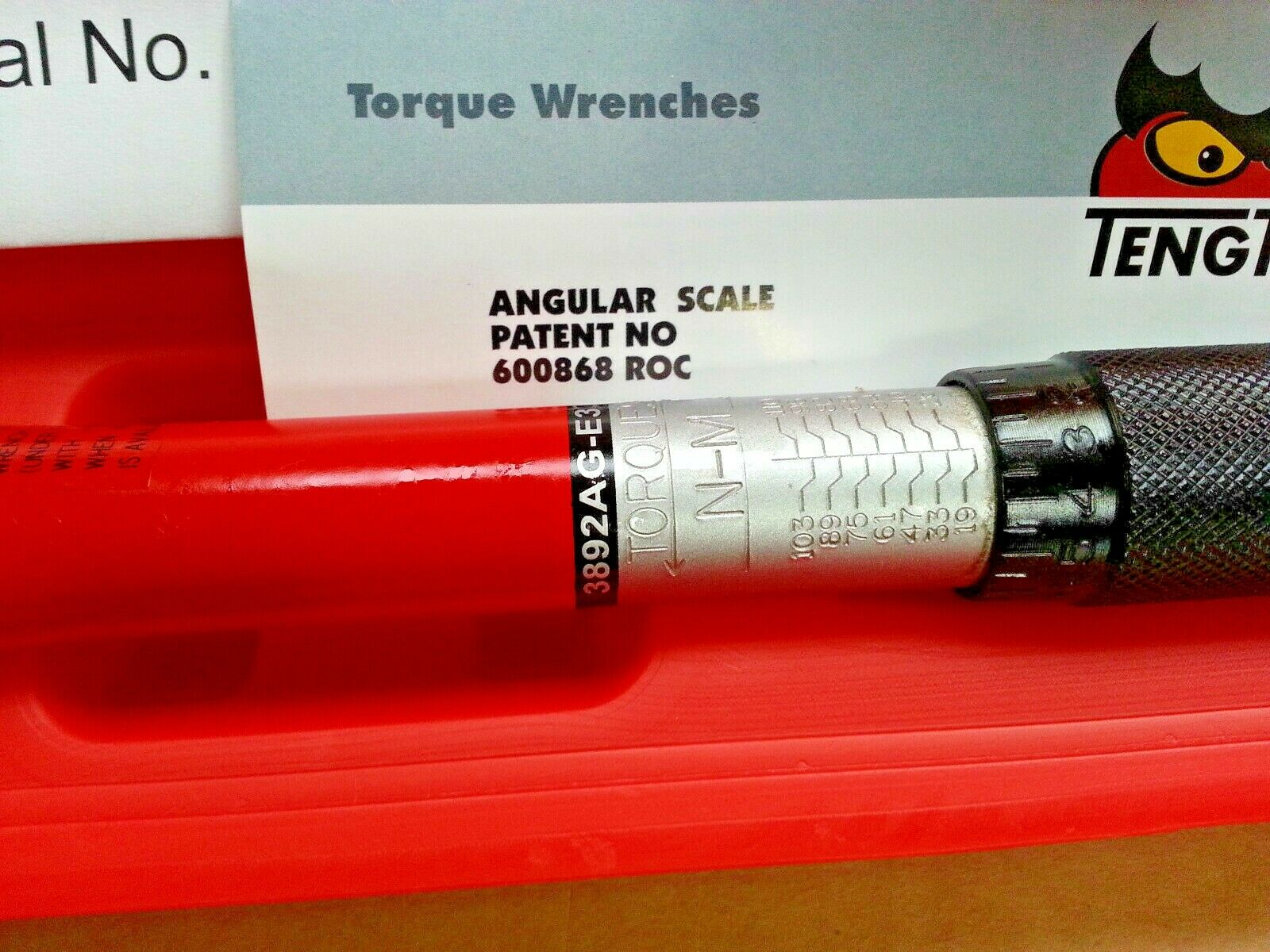 Drive Tools 38 Teng Central 20 – E3 Torque Wrench 110nm 3892ag 13KcTlJF