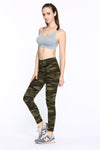 Camouflage Slim Fitness Leggings - Shaped4You